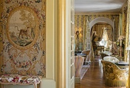 Stunning Opulence in Arty Aix-En-Provence at Villa Gallici