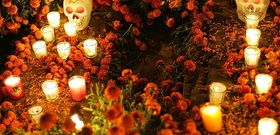 Day of the Dead. It's a Party.