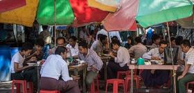 A Beginner's Guide to Street Food in Yangon