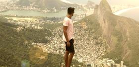 VIDEO: The Mountains and Slums of Rio de Janeiro