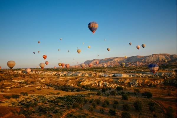 Cappadocian Adventures From Earth to Sky