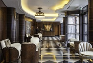 Living an Art Deco Fantasy in London