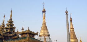 First Impressions of Burma