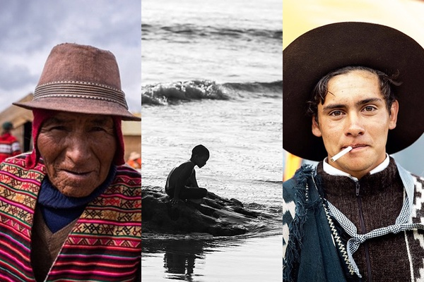 12 Faces of Latin America: Portraits of a Region