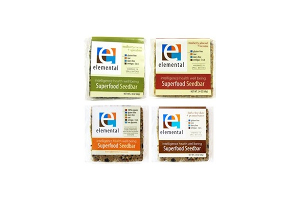 Elemental Superfood Superseed Bars