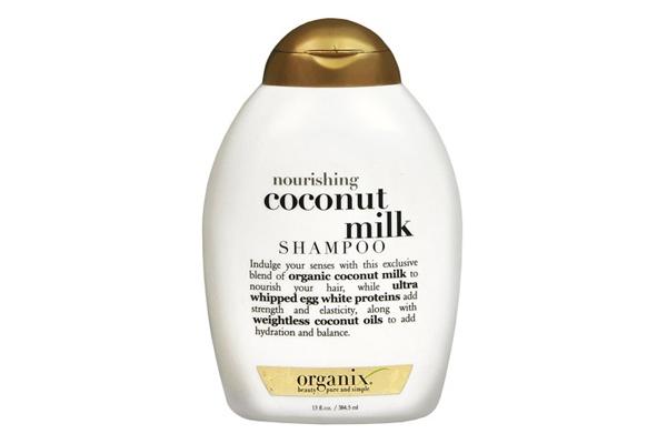 Organix Coconut Shampoo