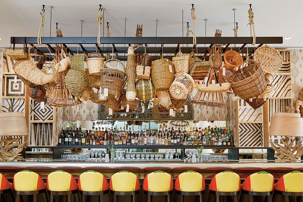 Whitby Hotel Lobby Bar