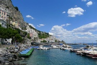 Amalfi Without the Tourists
