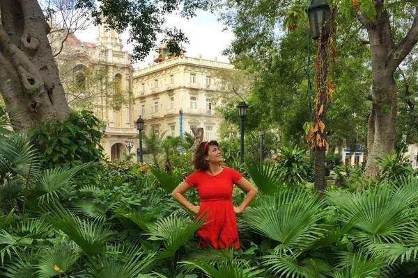 Ellen Bennett Cuba