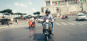 Best Way to See Rome? Join a Biker Gang