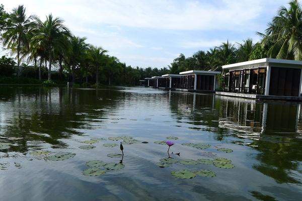 Falling for The Nam Hai in Vietnam
