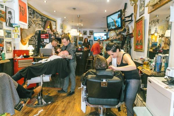 Rod, Gun, & Barbers
