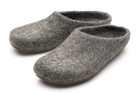 Tyrolean Stone Sheep Felt Slippers