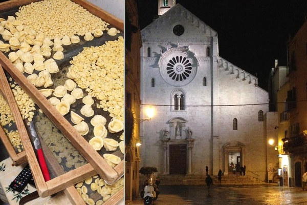 Bari Is a Living Italian Food Fairy Tale