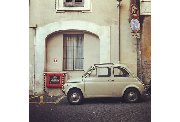 Introducing our Guest Instagrammer: Nicolee Drake in Rome