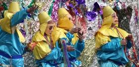 Look, Kids, It's Mardi Gras!