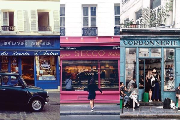 15 Charming Parisian Storefronts