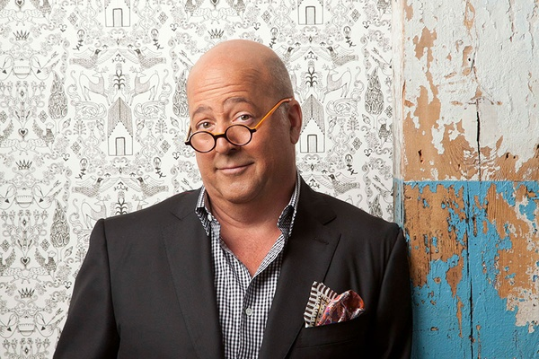 Meet the Intrepid Eater, Chef, and TV Host: Andrew Zimmern