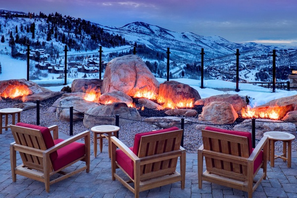 World's Best Hotels: St. Regis Deer Valley, Utah