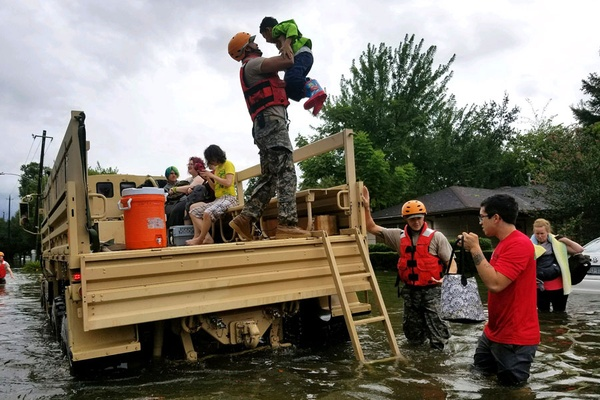 How to Help Victims of Harvey