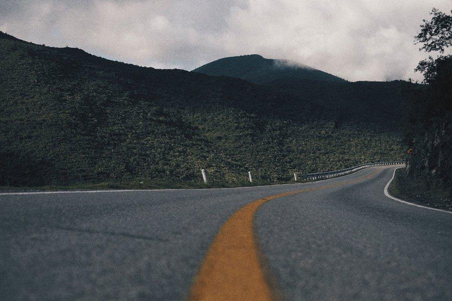 Mexico 120 Highway