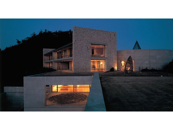 Benesse House by Night