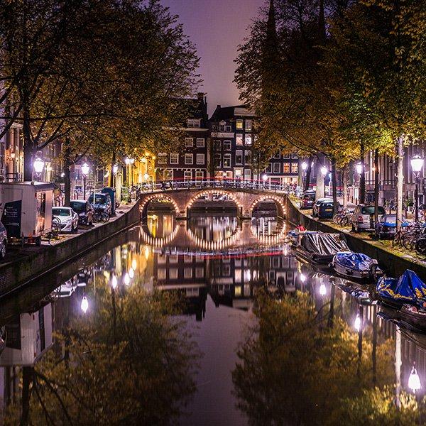 Amsterdam, Netherlands / @beautifuldestinations
