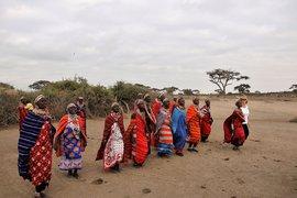 Africa, Kathy Sirvio