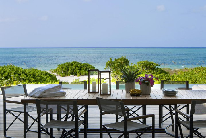 The Residences at Grace Bay Hotel.