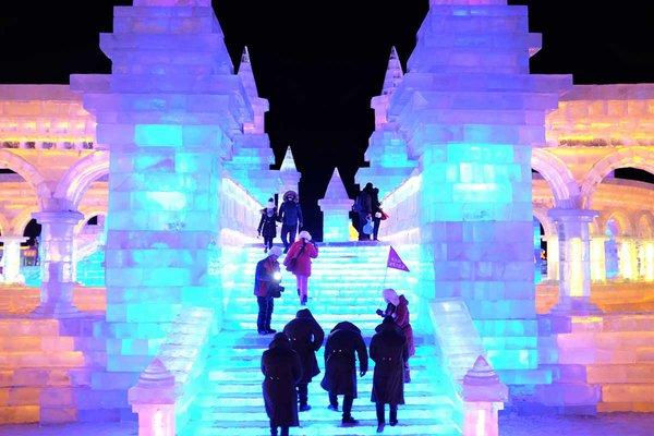 The Harbin International Ice and Snow Sculpture Festival