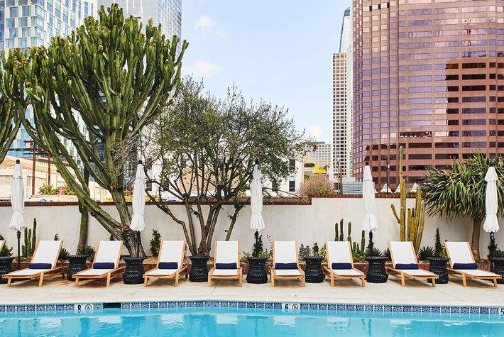 Hotel Figueroa - Los Angeles, California