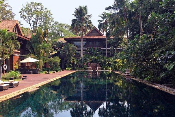 Belmond La Residence D'angkor - Siem Reap, Cambodia