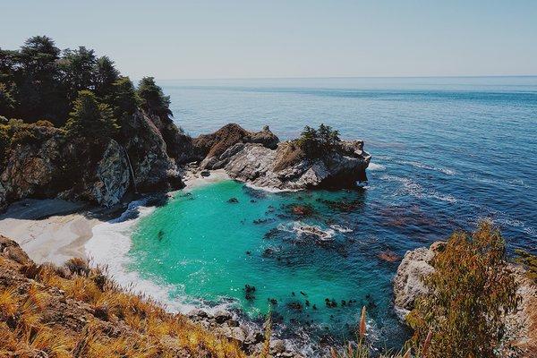McWay Falls - Big Sur, California