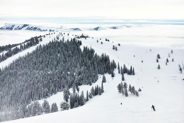 Sun Valley, Idaho Mountain Range