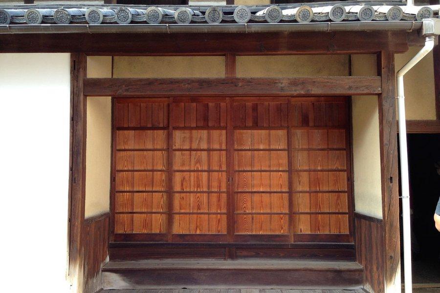 Kadoya House by Tatsuo Miyajima