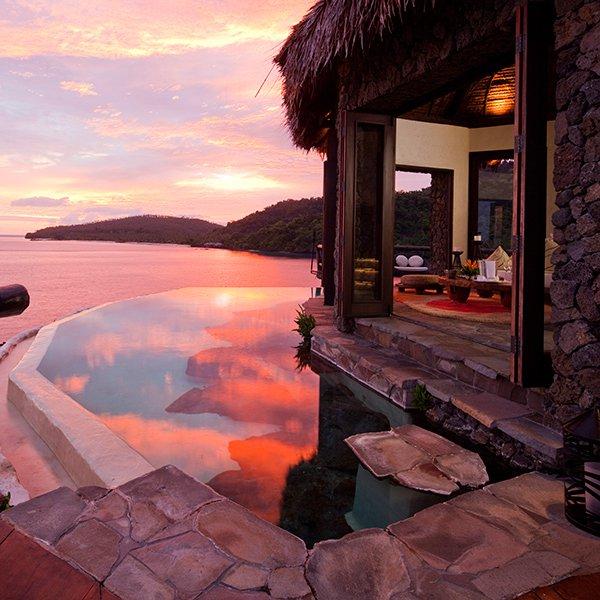 Laucala Island, Fiji / @LaucalaIsland