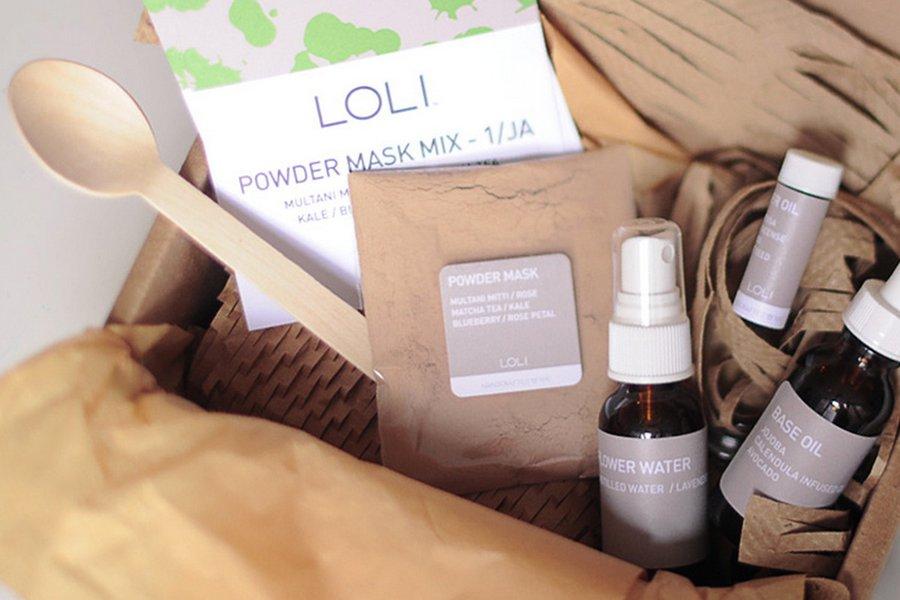 Loli Beauty Box Subscription