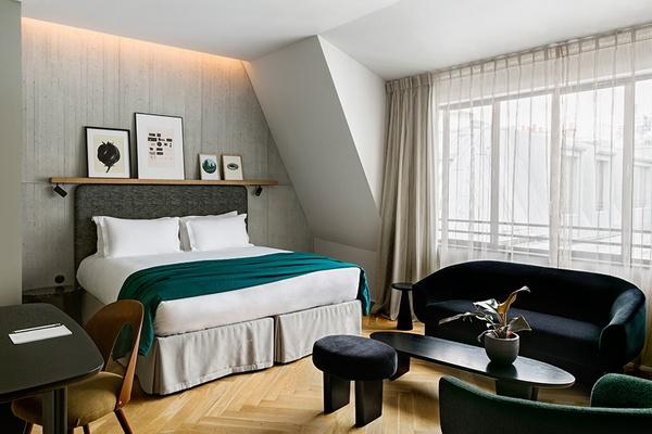 Hotel National des Arts et Metier - Paris, France
