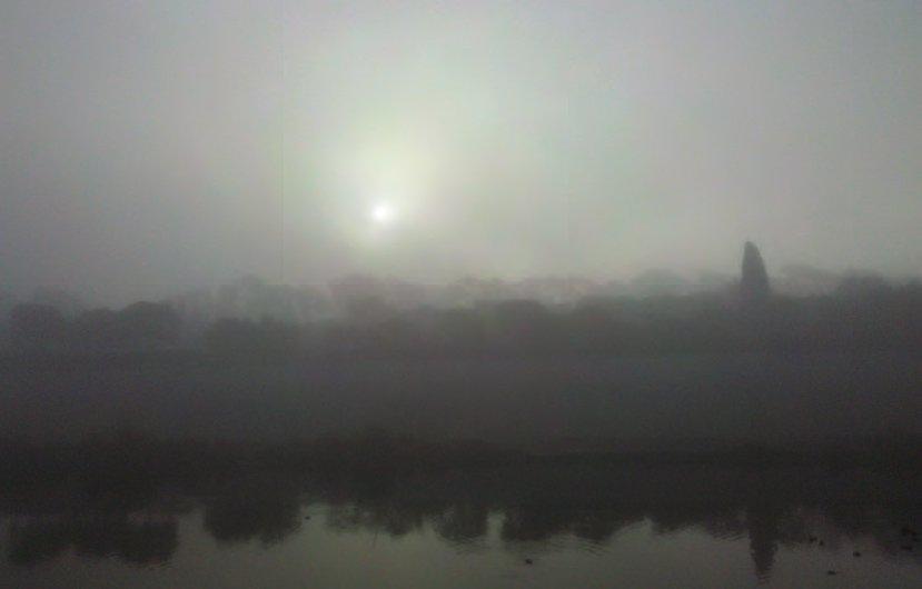 Hazy Morning