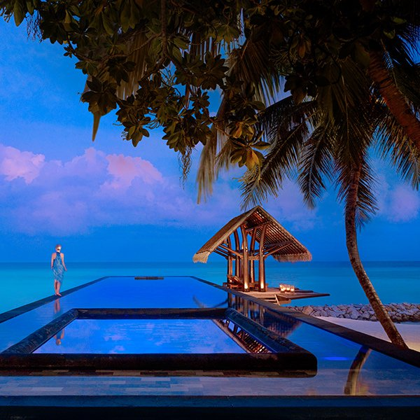 Reethi Rah, Maldives / @ooreethirah