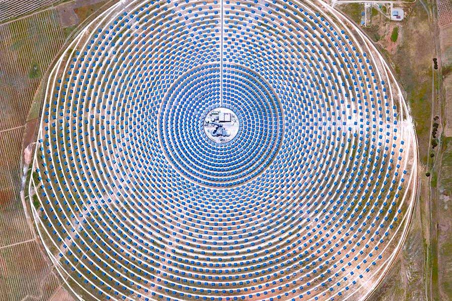 Gemasolar Solar Concentrator