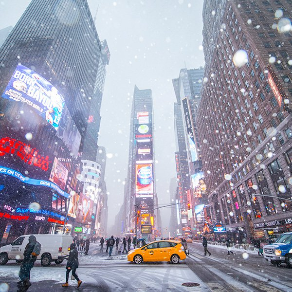 New York, New York / @thewilliamanderson