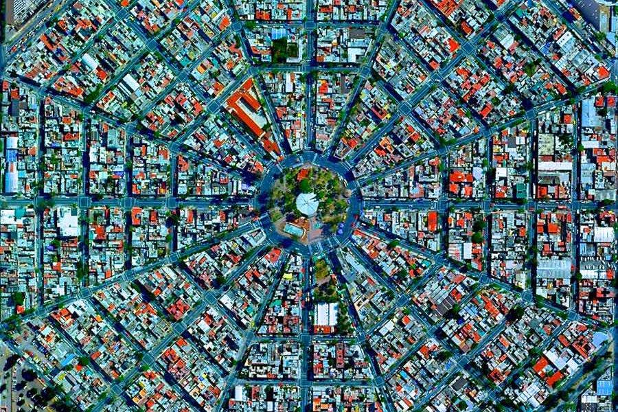 Plaza Del Ejecutivo, Mexico City
