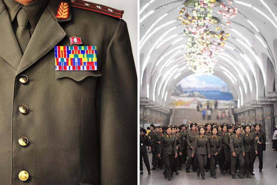 The DPRK Military