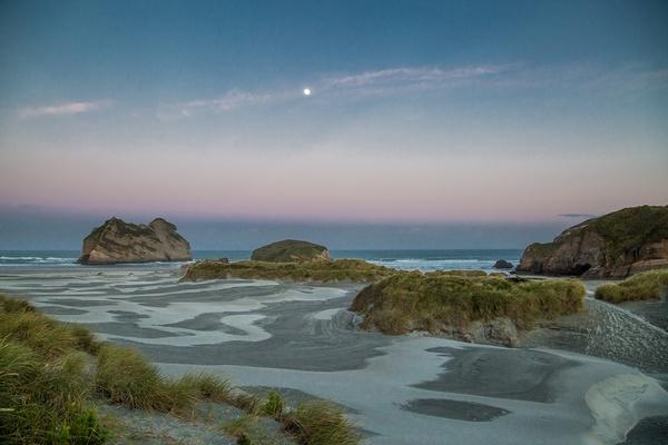 Whahariki Beach, New Zealand