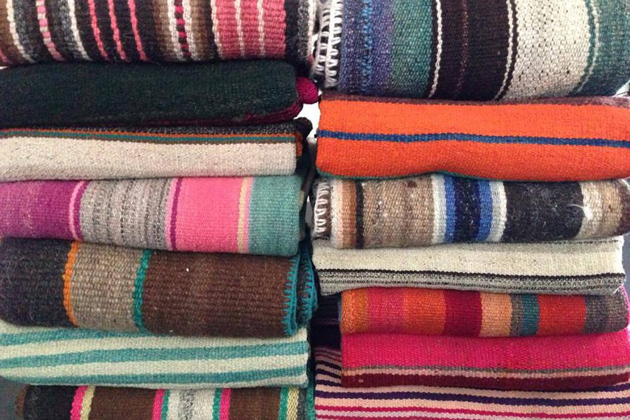 Bolivian Frazadas