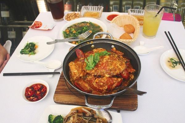 Jumbo Seafood - Singapore
