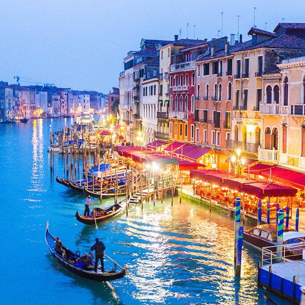Venice, Italy / @extremenature