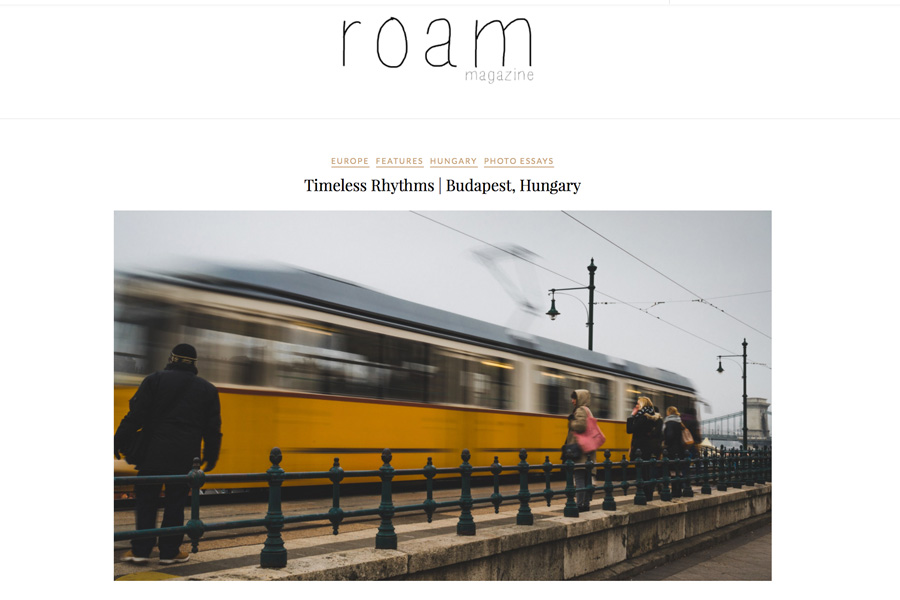 Roam Magazine