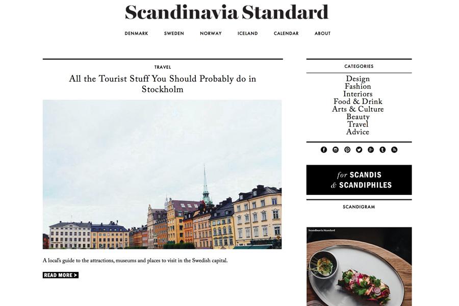 Scandinavia Standard
